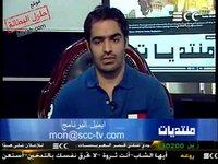 مؤسس المنتدى على قناة SCC